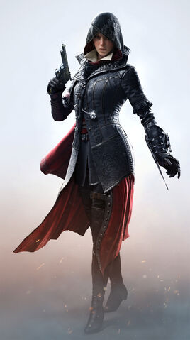 File:ACS Evie Frye Alternative Promotional Art.jpg