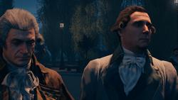 ACU Robespierre in Versailles