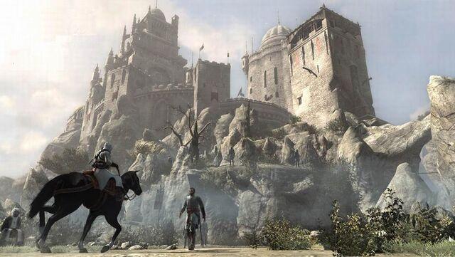 Datei:Altair Returns to Masyaf.JPG