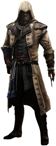 """Achilles w <a href=""""/wiki/Assassin%27s_Creed:_Rogue"""" title=""""Assassin's Creed: Rogue"""">Assassin's Creed: Rogue</a>"""