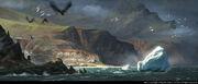 ACRG North Atlantic Terrain - Concept Art