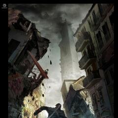 里斯本地震的艺术设定