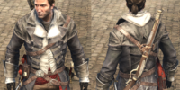 Assassin's Creed: Rogue outfits