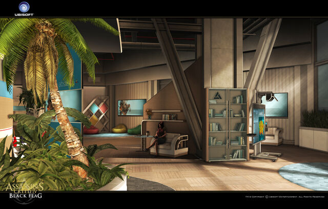 File:Abstergo Entertainment work area.jpg