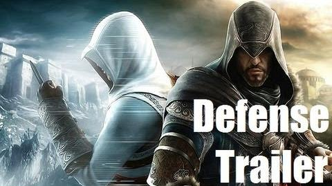 Assassin's Creed Revelations - Den Defense Trailer