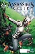 AC Titan Comics 9 Cover C
