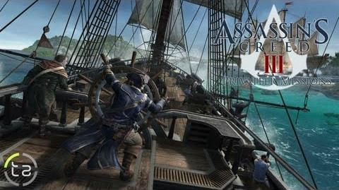 Assassin's Creed III Privateer Contracts - Saint Augustine Dread of Night (100% Sync)