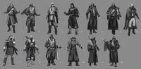 Early Connor Concepts - 3