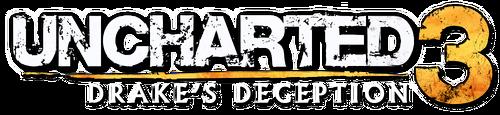 Uncharted 3-logo