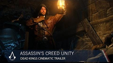 Assassin's Creed Unity Dead Kings DLC Cinematic Trailer US