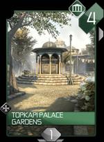 ACR Topkapi Palace Gardens