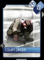 ACR Court Order