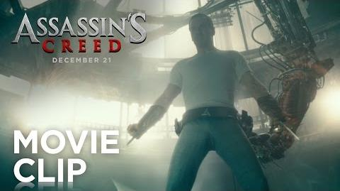 "Assassin's Creed ""Enter the Animus"" Clip 20th Century FOX"