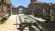 AC4 Governor's Mansion Inner Courtyard