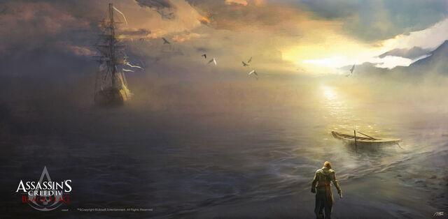 File:Assassin's Creed IV Black Flag VastBeach by max qin.jpg