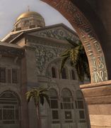Umayyadmosquekuppel