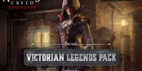 Victorian Legends Pack