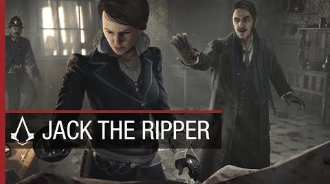 Assassin's Creed Syndicate DLC - Jack the Ripper Story Trailer US