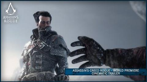 Assassin's Creed Rogue - World premiere cinematic trailer UK