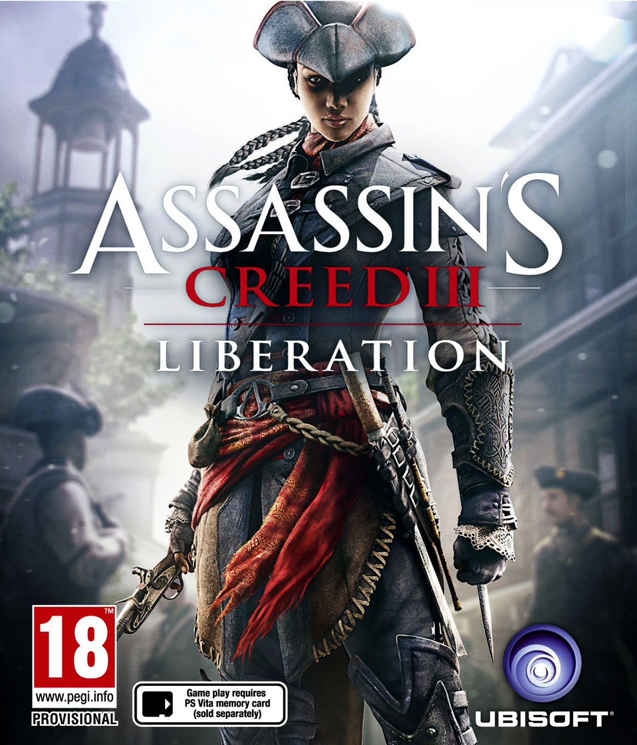 Free Download Assassin's Creed III: Liberation Full Version - Ronan Elektron
