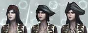 The Corsair face
