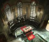 Assassin's Creed Brotherhood concept art Duomo