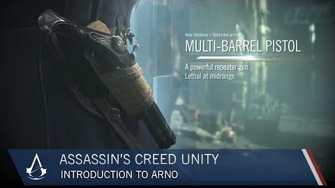 Assassin's Creed Unity Introduction to Arno US
