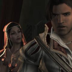 Paola gaat Ezio trainen.