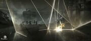 Observatory Solar Battle - Concept Art