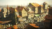 ACR Constantine District - Concept Art