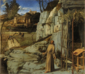 St-Francis in Ecstasy - By Giovanni Bellini.png