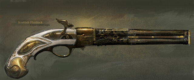 File:Scottish flintlock pistol concept - AC3.jpg
