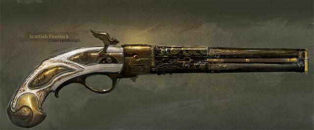 Файл:Scottish flintlock pistol concept - AC3.jpg