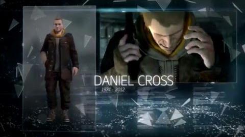 Berg's Inspiration - Daniel Cross