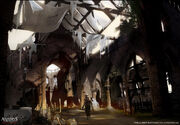 Assassin's Creed IV Black Flag concept art 9 by Rez