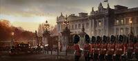 ACS Buckingham Palace - Concept Art