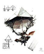 Parachute concept