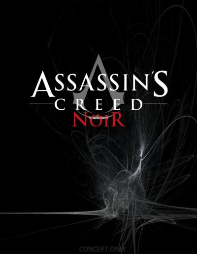 Assassin's-Creed-Noir-Concept