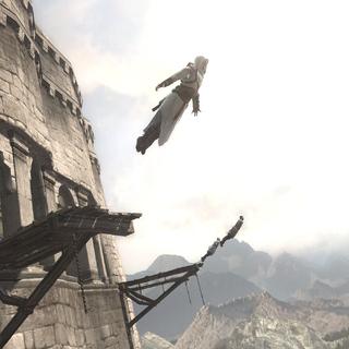 Altaïr voert een <a href=