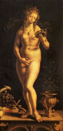 Venus and the mirror - By Mabuse
