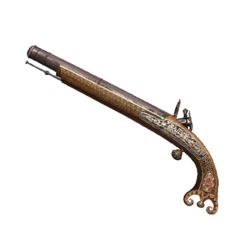 ACRG Scottish Flintlock Pistols