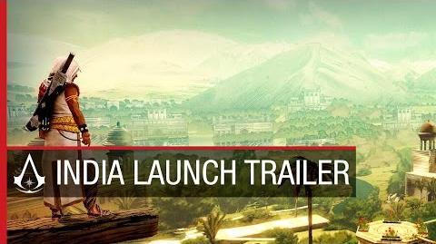 Assassin's Creed Chronicles India Launch Trailer US