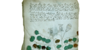 "Database: ""Voynich Manuscript"" - Folio 34v"