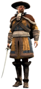AC4 Spanish Captain render