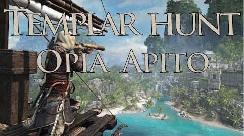 Assassin's Creed IV Black Flag How to unlock the Templar Armor pt1 - Opia Apito