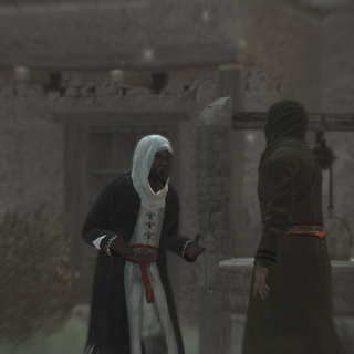 Altaïr luistert de <a href=
