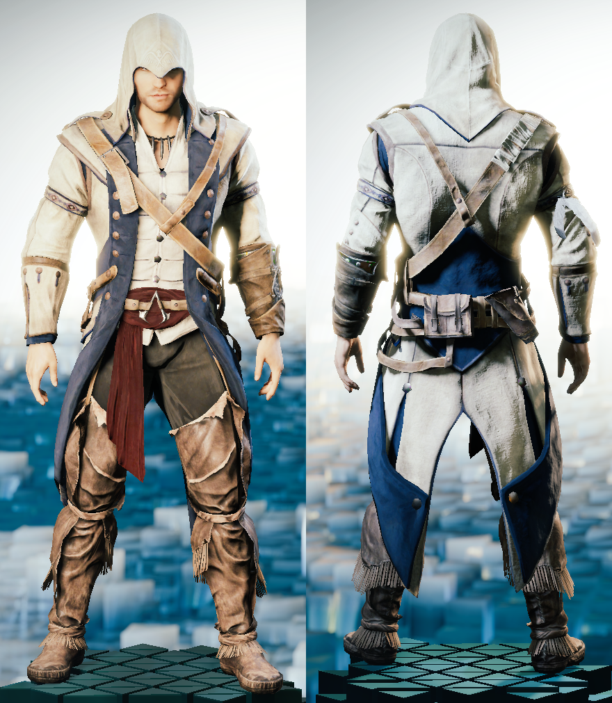 Image - ACU Connor Outfit.png | Assassinu0026#39;s Creed Wiki | FANDOM Powered By Wikia