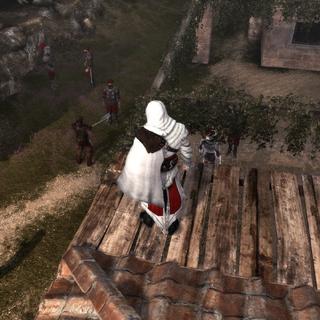 Ezio zoekt Il Carnefice
