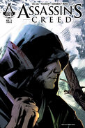 Assassin's Creed 1 (cover variant 2)