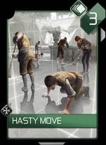 Acr hasty move